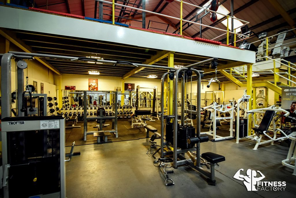 Gallery - Fitness Factory Gym in Telford
